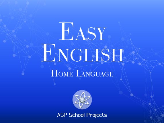 Easy English Home Language